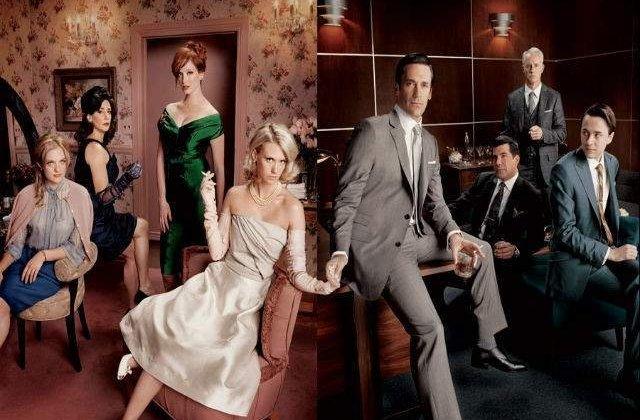 "Serialul ""Mad Men"" revine pe micile ecrane, duminica"