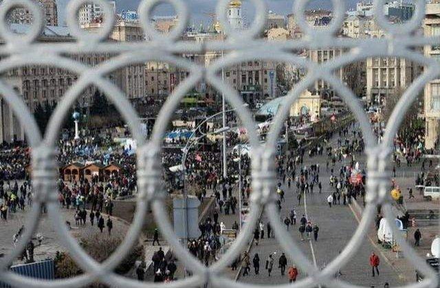 Kievul a acceptat judecata CPI in cazul lui reprimarii violente a manifestatiilor