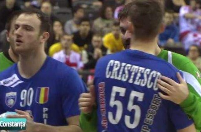 Victorie pentru HCM Constanta in prima mansa a sferturilor Cupei EHF