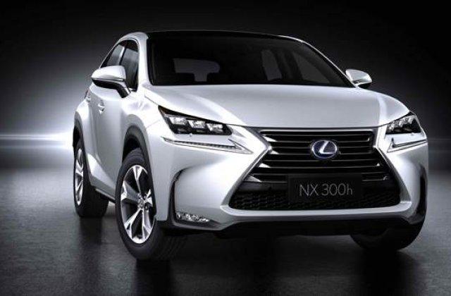 Oficial: Lexus NX, SUV-ul mediu al niponilor
