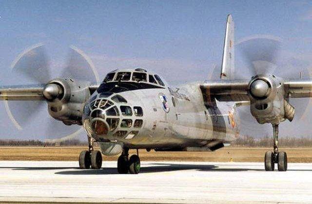 Zboruri de observatie in spatiul aerian al Rusiei, cu un avion romanesc