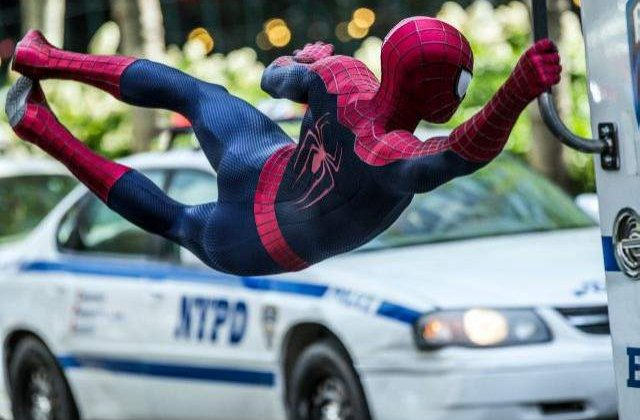 """The Amazing Spider Man 2"", lider in box office"