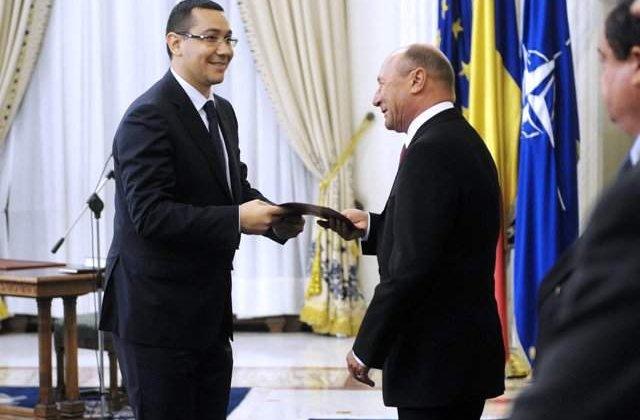Ponta ii va trimite lui Basescu situatia la zi privind Ucraina si Moldova