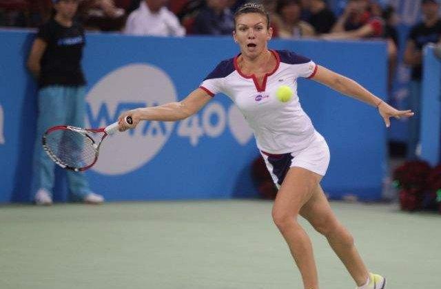[Turneul de la Madrid] Simona Halep s-a calificat in sferturi