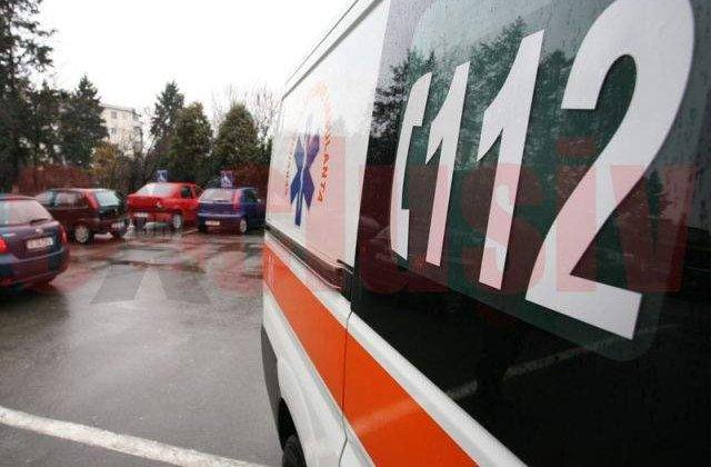 Ancheta interna la Spitalul Dej dupa ce un pacient s-a aruncat de la etaj