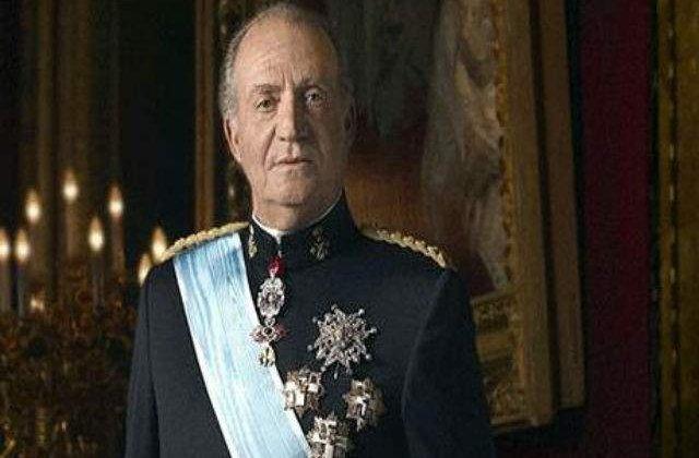 Regele Spaniei Juan Carlos abdica