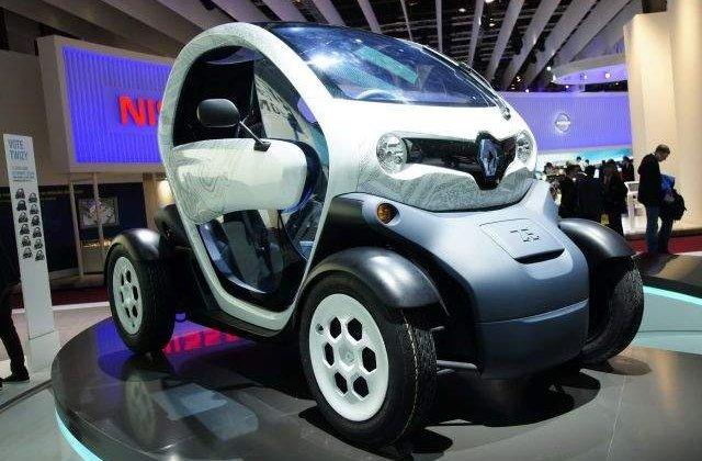 Masina electrica Renault Twizy, disponibila in Romania de la 7.000 euro