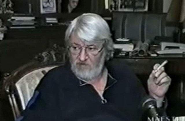 Stefan Iordache, omagiat printr-un recital sustinut de Dorel Visan, la Madrid