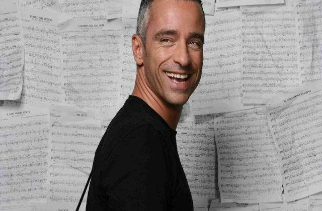 Eros Ramazzotti s-a casatorit, in secret, la Milano