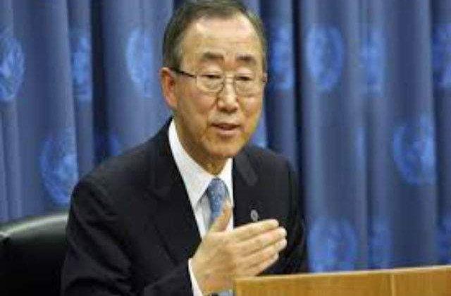 Ban Ki-moon se declara extrem de dezamagit de esecul armistitiului din Ucraina