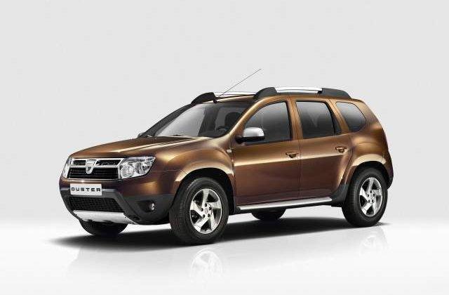 Vanzarile Dacia la nivel global au crescut cu 24% in 2014