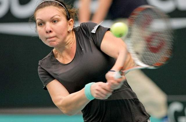Simona Halep s-a calificat in sferturi la BRD Bucharest Open