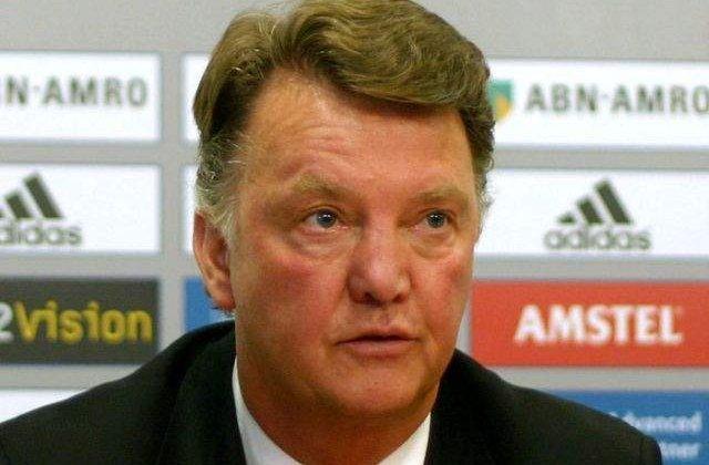 Van Gaal: Sunt mandru ca Olanda a incheiat Cupa Mondiala neinvinsa