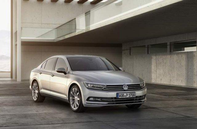 Oficial: Noul VW Passat - Mai bine, dar cam la fel