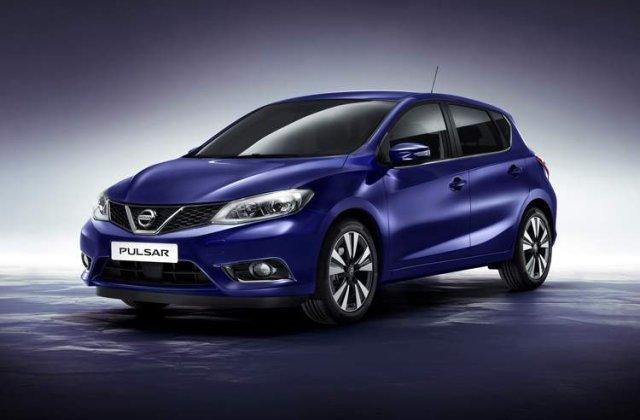 Noul Nissan Pulsar - Atac la clasa compacta