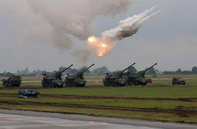 Situatia se COMPLICA! SUA: Rusia a lansat OBUZE de artilerie spre armata ucraineana
