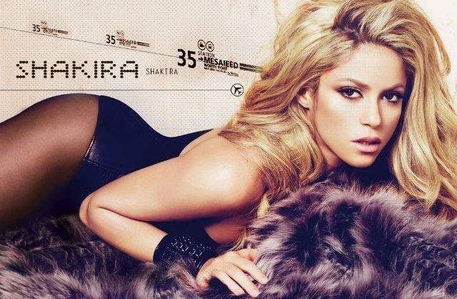 Shakira a confirmat ca este din nou insarcinata