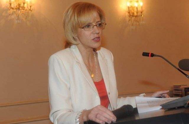Zgonea: Corina Cretu este noul comisar pentru Politici regionale