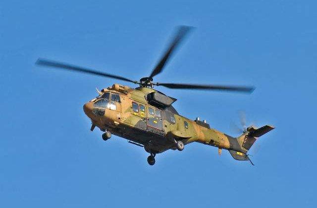 SUA au folosit pentru prima data elicoptere in lupta contra gruparii SI