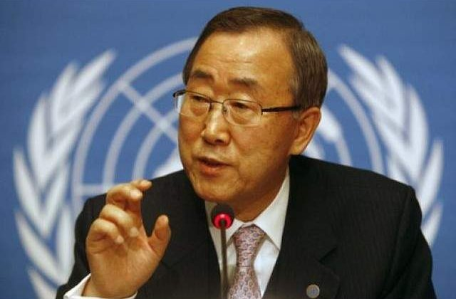 Ban Ki-moon: Fasia Gaza ramane un butoi cu pulbere