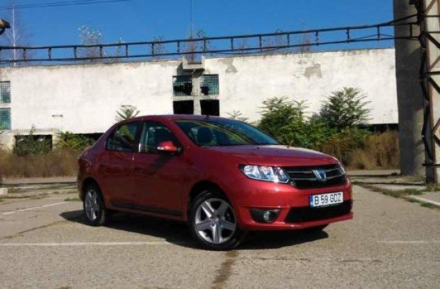Dacia Logan 10 ani - Test Drive - Ambitii