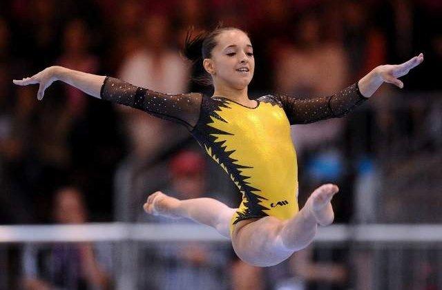 Larisa Iordache, medalie de AUR la Cupa Mondiala la gimnastica