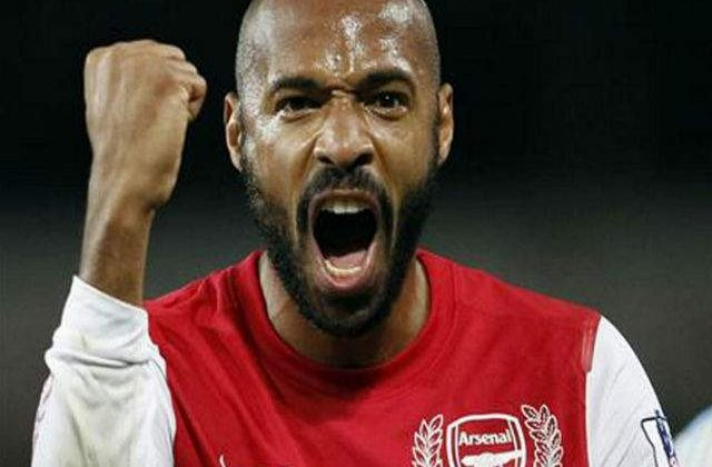 Thierry Henry si-a anuntat retragerea din activitate