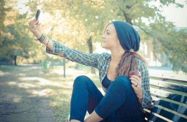Arta de a face selfie-ul perfect, predata la Londra