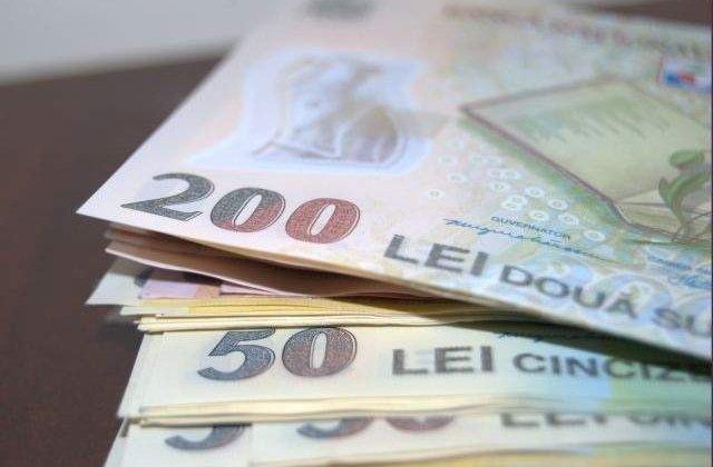 Ministerul Finantelor Publice a imprumutat 364 milioane de lei pe 10 ani