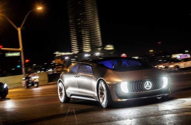 Mercedes F015 Luxury in Motion - Viitorul in 2030
