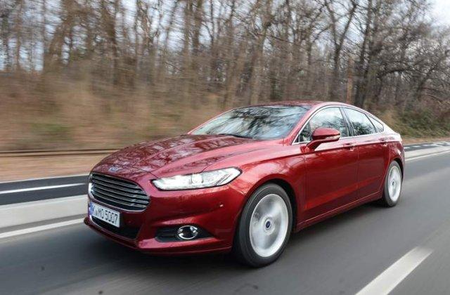 Ford Mondeo Test Drive: Prezenta solida