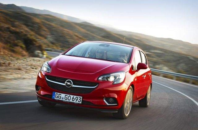 Opel Corsa ecoFlex: Cel mai economic diesel de pe piata