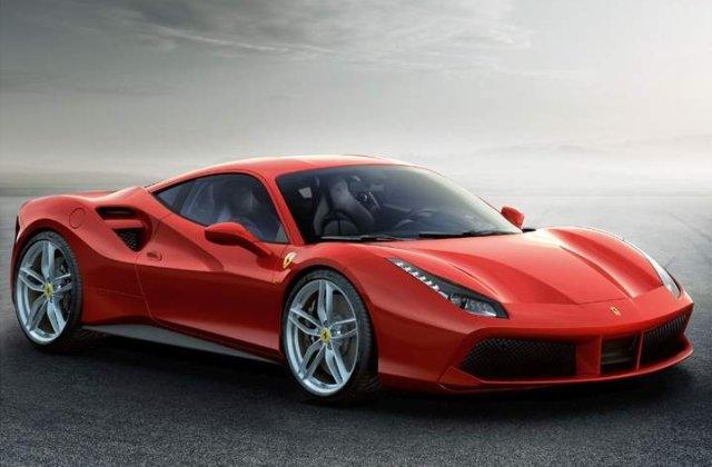 Oficial: Noul Ferrari 488 GTB, inlocuitorul lui 458 Italia