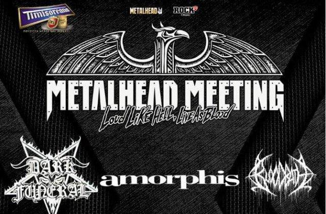 Metalhead Meeting 2015: Sase mari nume confirma prezenta la festival