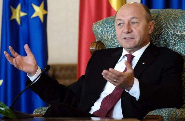 Traian Basescu, citat marti pentru a fi audiat in dosarul de santaj