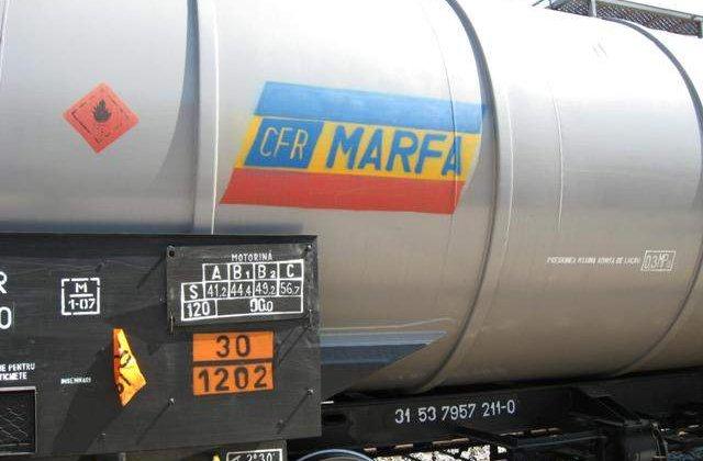 CFR Marfa va primi 58 mil. euro pentru transportul de titei