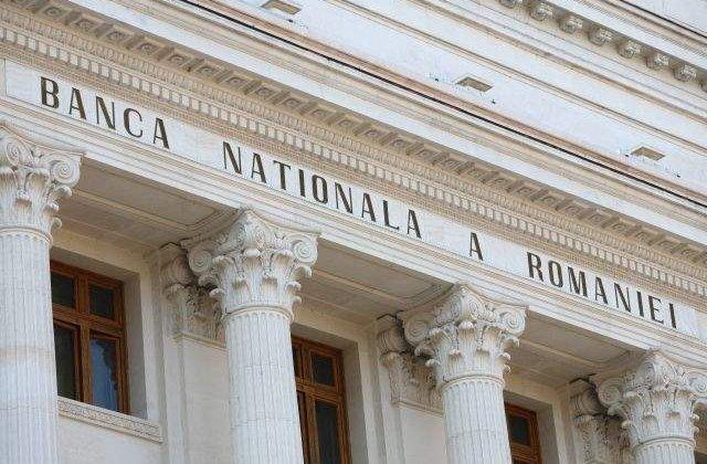 Rezervele valutare la BNR au crescut la 30,6 miliarde euro