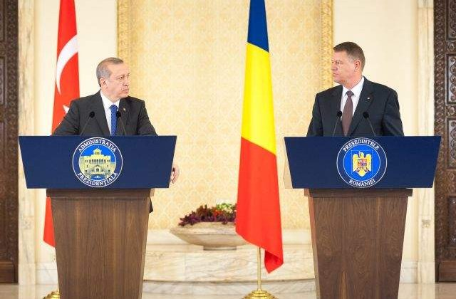 Erdogan: Sprijinul Romaniei pentru aderarea Turciei la UE va fi si mai hotarat