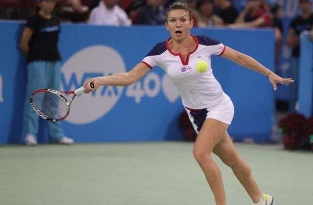 Simona Halep NU va evolua in meciul Romania - Canada din Fed Cup