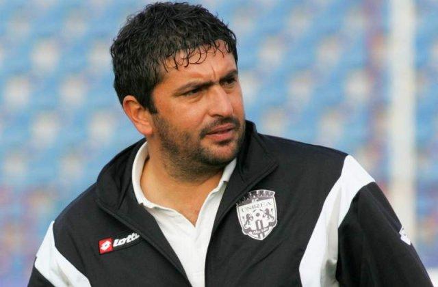 Marius Baciu, noul antrenor al formatiei Concordia Chiajna