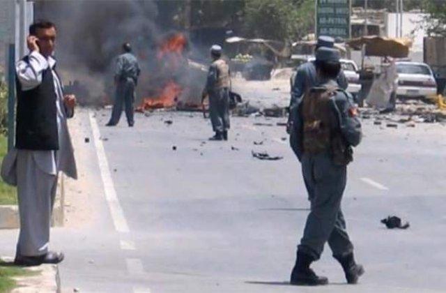 [Video] Afganistan: Atentat sinucigas, soldat cu 33 de morti si 100 de raniti