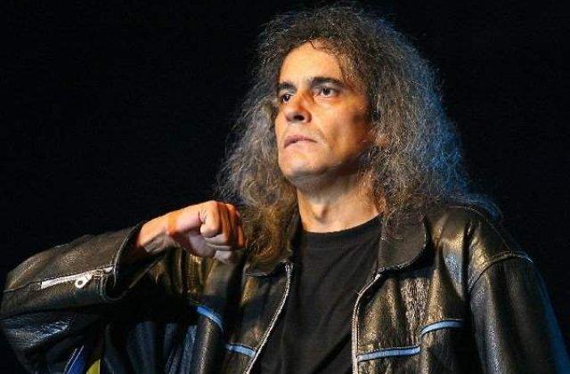Cristi Minculescu se reuneste cu fostii sai colegi din trupa Iris