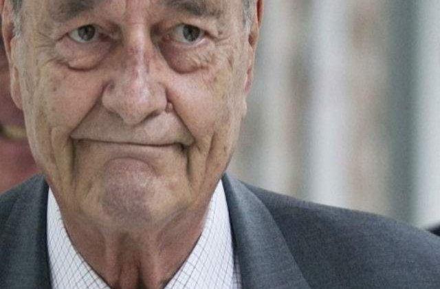 Sondaj: Jacques Chirac, cel mai simpatic presedinte francez