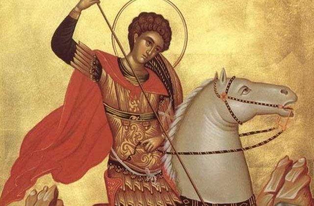 Ziua Sfantului Gheorghe: Ce TREBUIE sa faca orice CRESTIN astazi