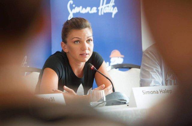 Simona Halep, AMENINTATA cu moartea