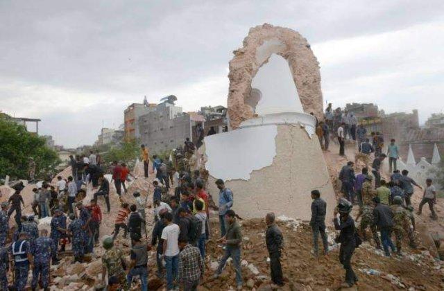 [UPDATE] Cutremurul din Nepal: Bilantul depaseste 4.200 de morti