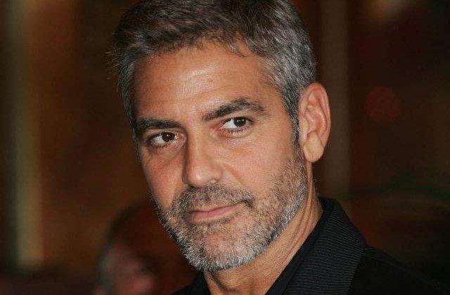 George Clooney, implicat intr-un accident auto
