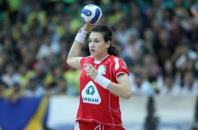 Campanie pentru fanii nevazatori care vor asista la meciul cu Serbia, sustinuta de Cristina Neagu