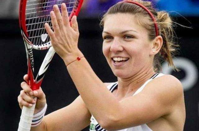 Turneul de la Birmingham: Simona Halep s-a calificat in optimile de finala