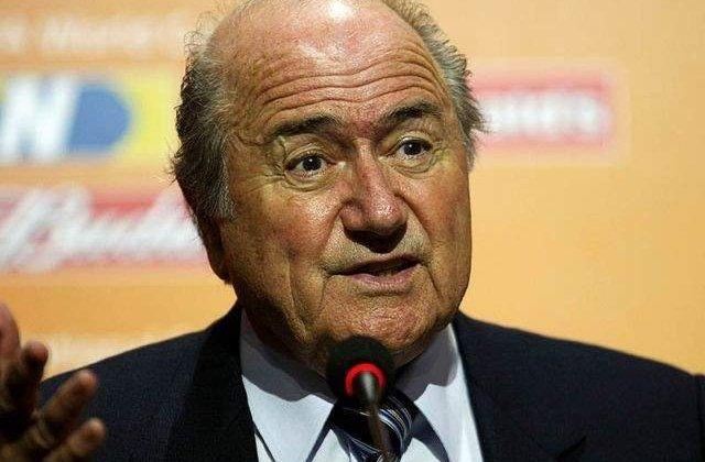 Blatter: Nu am demisionat, ci mai degraba mi-am pus mandatul la dispozitie